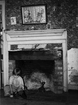 The fireplace as a home altar, 1938